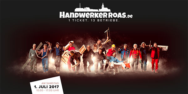 Handwerkerroas 1. Juli 2017