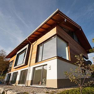Kendler Massivholzhaus